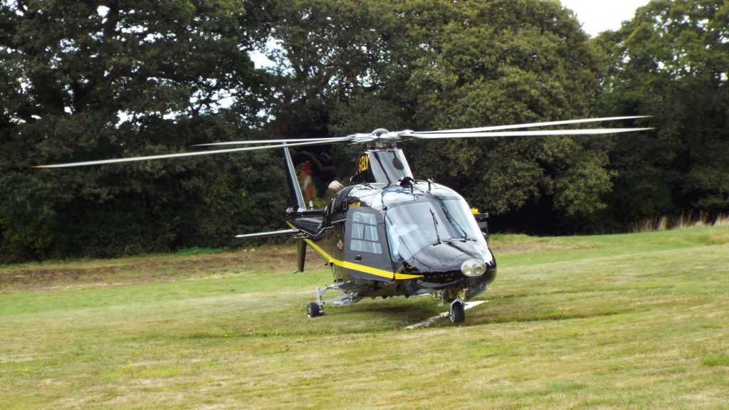 New Forest Hotel with Helipad
