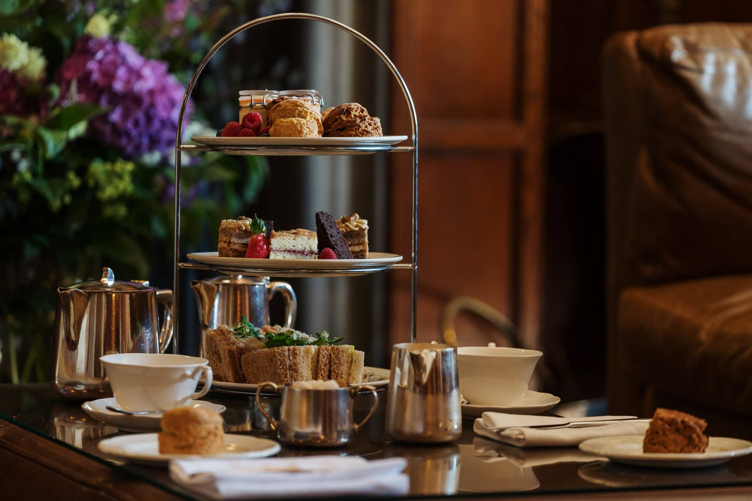 Our deals even include a spot of afternoon tea.